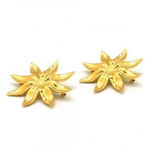 clematis-gold-earrings